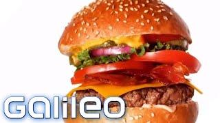 5 Geheimnisse über Burger | Galileo | ProSieben