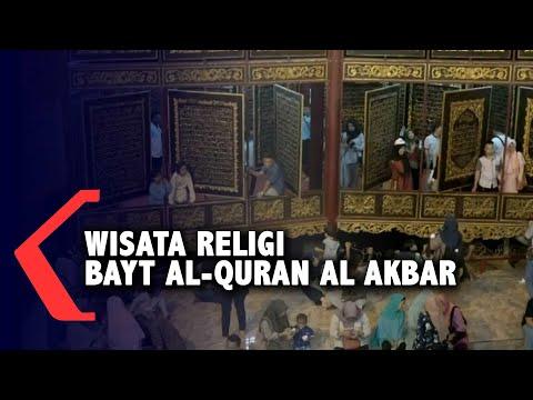 bayt-al-quran-al-akbar,-museum-al-quran-terbesar-di-dunia-ada-di-palembang