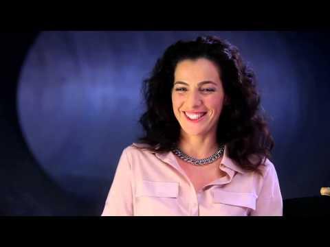Man Of Steel Set Interview: Ayelet Zurer / Lara Lor-Van
