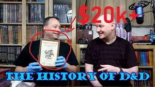 The History of D&D with Dungeon Jeff