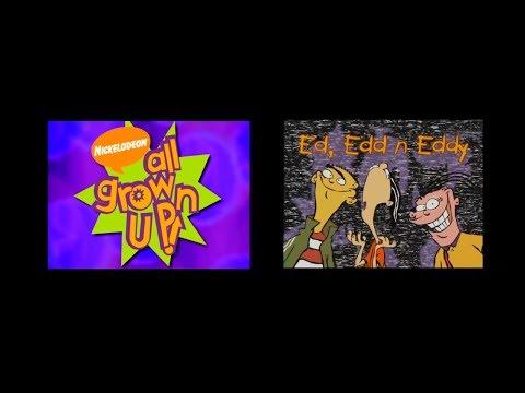 All grown Up and Ed Edd n Eddy theme mix