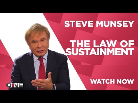 1onONE_Steve Munsey - Sustainer's Partnership Special