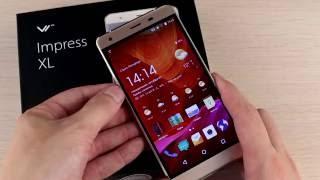 Обзор смартфона Impress XL с поддержкой 4G интернета(Vertex Impress XL - стильный смартфон с поддержкой высокоскоростного 4G интернета. Большой и яркий IPS экран размером..., 2016-10-07T08:12:49.000Z)
