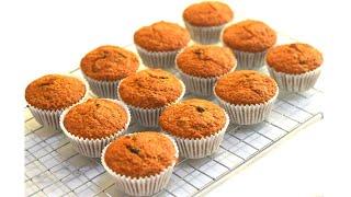 Healthy Banana Oatmeal Muffins Recipe | Breakfast Oat Muffin Recipe | Oatmeal Banana Muffins