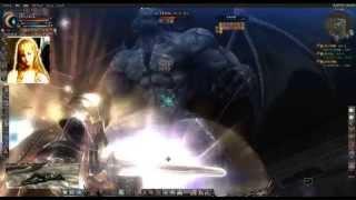 グレーターデーモン狩り ウィザードリィオンライン WizardryOnline WIZON 昏きゆらぎの地 アルバロア鯖 セネカ
