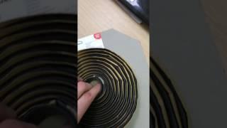 Бутиловый герметик для сборки автомобильный фар, стандарт 4.6м