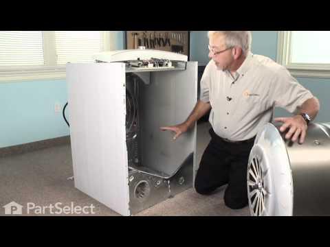 Frigidaire Dryer Frigidaire Dryer Front Drum Glide