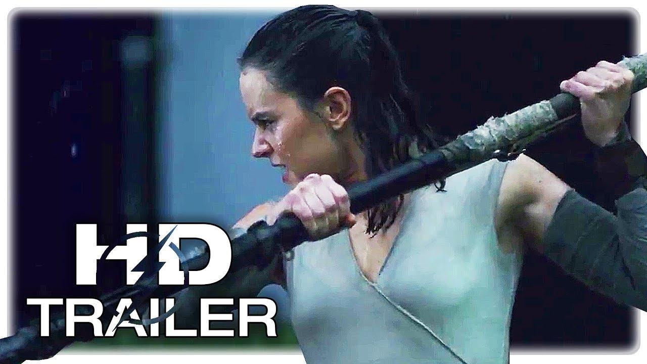 Download STAR WARS 8 The Last Jedi Clip + Trailer (2017) Mark Hamill Movie HD