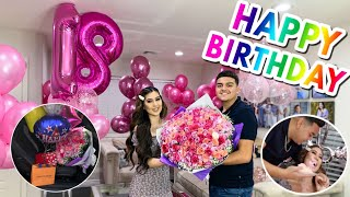 Surprising My Girlfriend For Her Birthday!!!