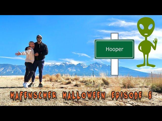 EXPLORING THE EXTRATERRESTRIAL TOWN OF HOOPER COLORADO | HAFENSCHER HALLOWEEN EP. 8