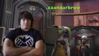 Star Wars Rebels: 3x07 Iron Squadron - REACTION!