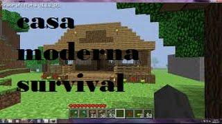 minecraft casa survival