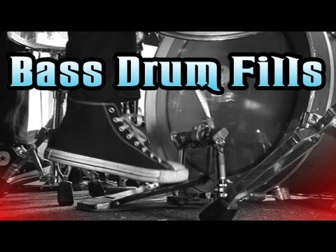 Drum Fills: Intermediate Bass Drum Technique