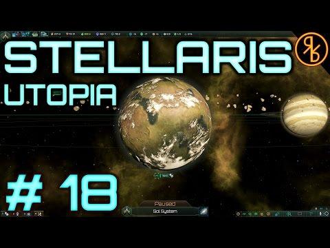 Stellaris # 18 | Genetic Modifications | 1.5 Utopia