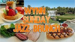 $65 Wynn Sunday Jazz Brunch Buffet - Tour (2017)