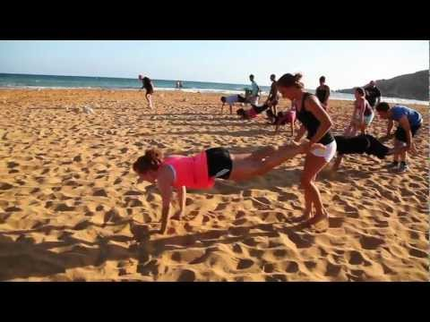 The BodyForge Beach Body Boot Camp #4