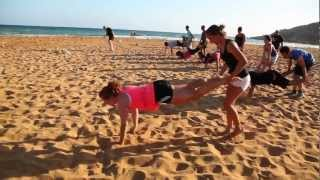 The BodyForge Beach Body Boot Camp #4
