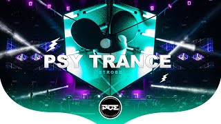 PSY TRANCE ● Deadmau5 - Strobe (Jacob Remix)