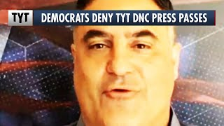 BREAKING: Democrats Block TYT from 2020 Convention
