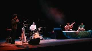 India meets Europe - Norwegian Wood (Beatles Cover) - Pt. Deobrat Mishra & Friends - Indo Jazz World
