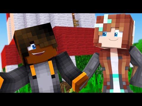 ARIYA FINDS LOVE? - Parkside University EP29 - Minecraft Roleplay