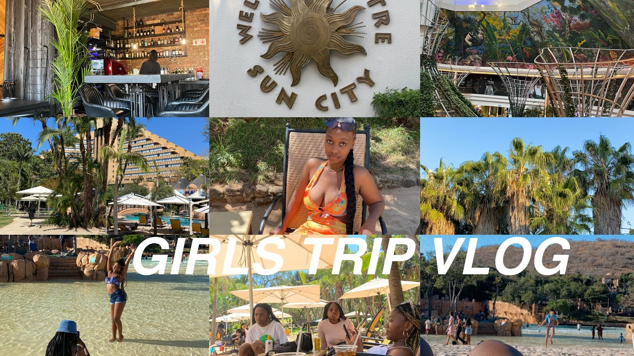 Download VLOG: WE WENT TO SUN CITY   Travel Vlog   South African YouTuber  