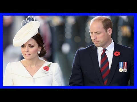 Breaking News | Why kate middleton and prince william don't show pda like prince harry and meghan m