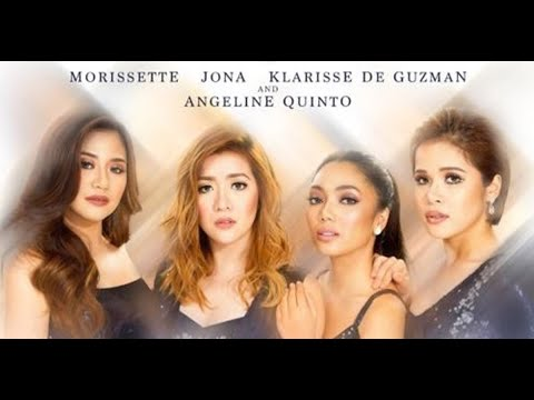 Morissette Amon and Jona - Emotions/ Problem Medley by Mariah/ Ariana