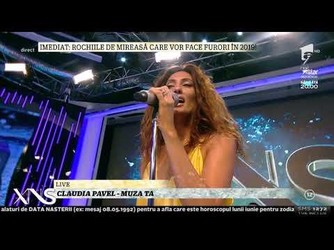 Live! Claudia Pavel - Muza ta