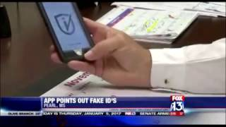 Age ID on WHBQ TV NEWS in Memphis, TN 1/5/2017