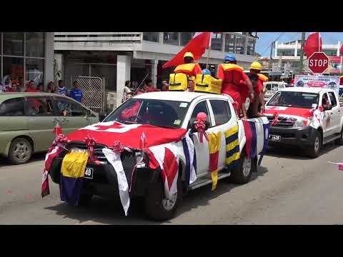 Mate Ma'a Tonga - Nuku'alofa Parade Highlights