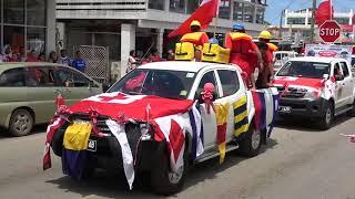 Gambar cover Mate Ma'a Tonga - Nuku'alofa Parade Highlights