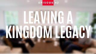 Legacy Convo with Tony Evans | Jonathan Evans Vlog