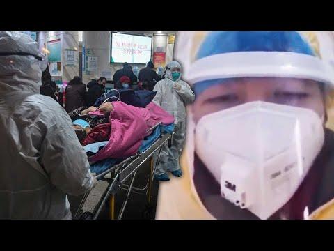 Enfermera China reveló lo que su gobierno oculta del Corona Virus