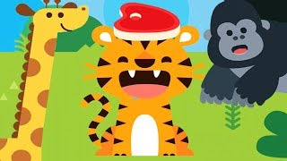 Baby Learn About Animals & Have Fun with Musical Band Fun Educational Cartoon Game