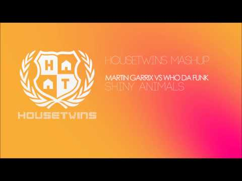 Martin Garrix VS Who Da Funk - Shiny Animals (HouseTwins Μashup)