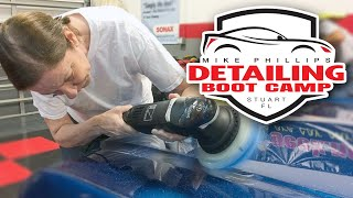 Why should you attend a Detailing Class - Automotive Detailing taught by Mike Phillips