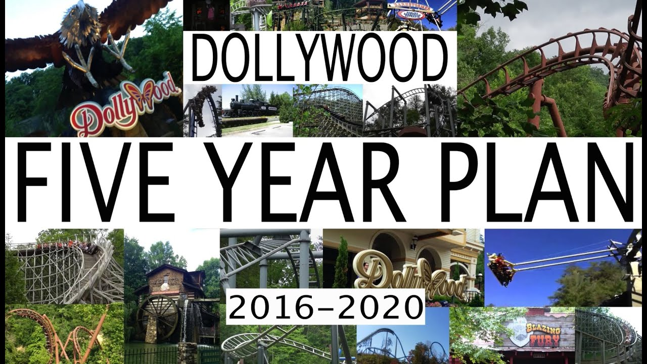 Dollywood New Ride 2020 Dollywood 5 Year Plan 2016   2020 Future Attractions   YouTube