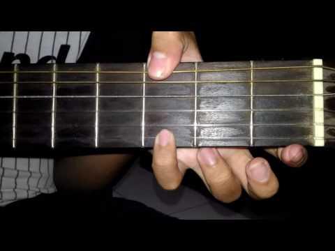 """Belajar Gitar Chord Dasar (Surat Cinta Untuk Starla""""Virgoun"""")"""