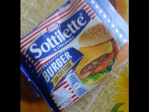 Kraft Sottilette cheddar thumbnail