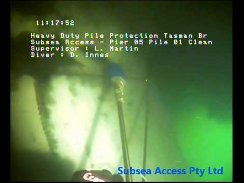 High Pressure Cleaning - Subsea Access