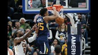 NBA Best Dunks 2017-2018 Season P2