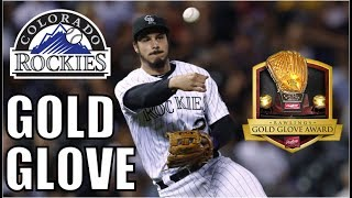 Nolan Arenado | 2016 Gold Glove Highlights ᴴᴰ