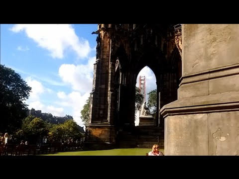 First weeks in Edinburgh: becoming a new me