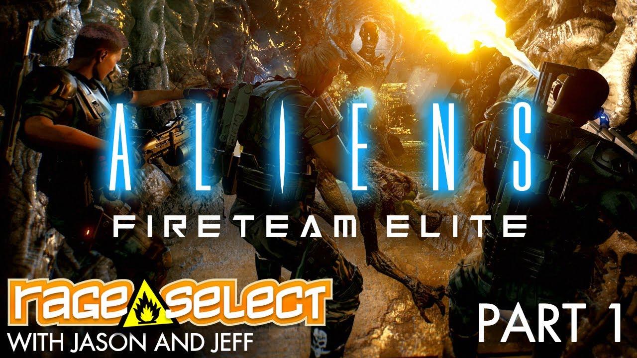 Aliens: Fireteam Elite (The Dojo) Let's Play - Part 1