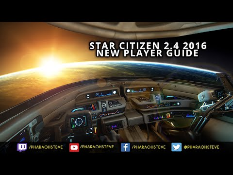 Star Citizen New Player Guide & Free Credits