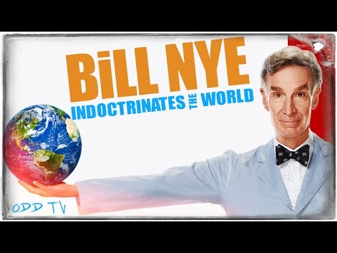Bill Nye Indoctrinates the World | Why Flat Earth Matters ▶️️ thumbnail