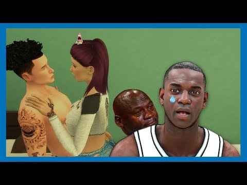 NBA 2K19 My Career - Marcus Young's Girlfriend (PS4)