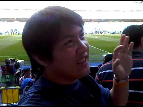 thailand support inter milan in UCL Final 2010 by Thailand uefa post 3