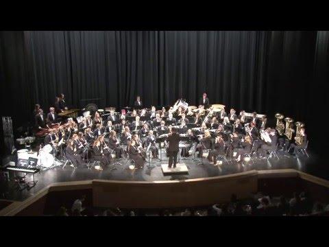 Harbor Springs High School Band Spring Concert 2016